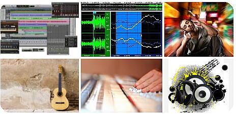 Mixage num rique sur table de mixage analogique la - Table de mixage studio d enregistrement ...